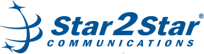 Star2Star Communications Logo